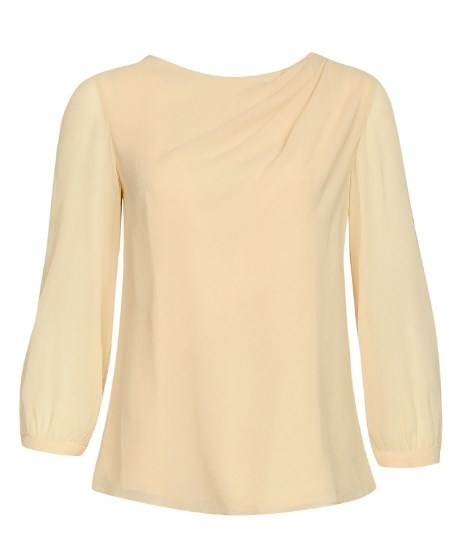 Шелковая блузка Max Mara Studio на 42-44