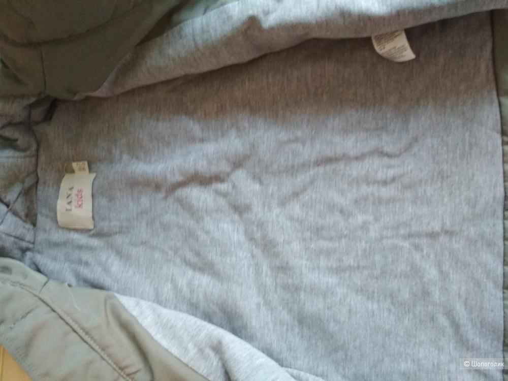 Куртка IANA размер 6/7 лет
