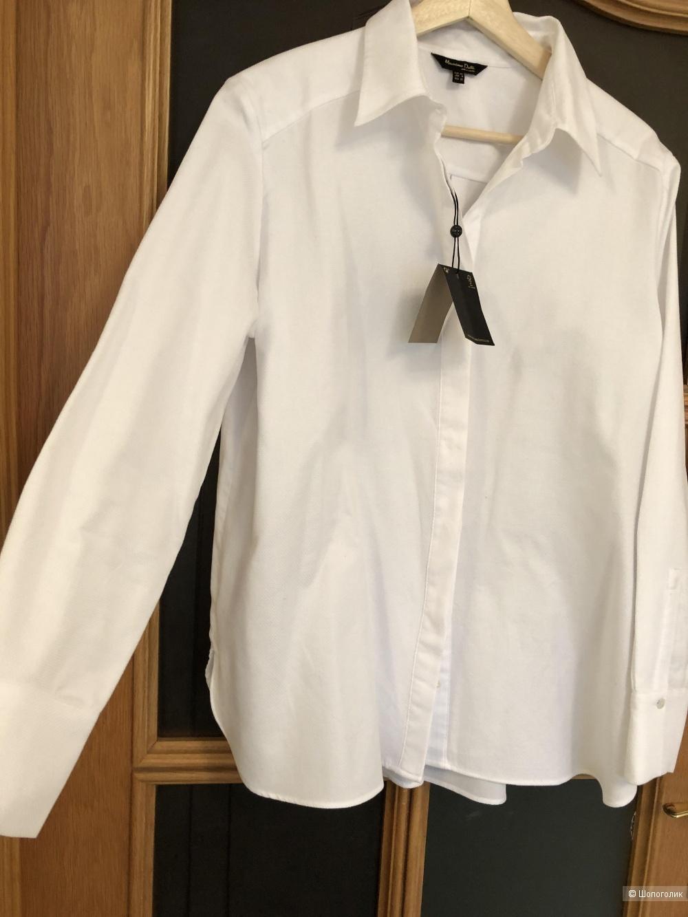 Рубашка Massimo Dutti размер 40