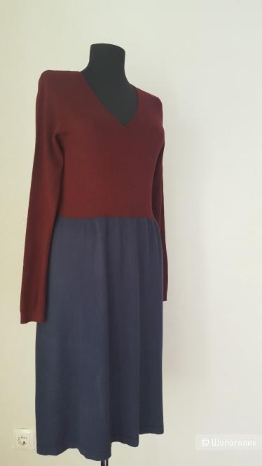 Трикотажная платье  TU. 48-50