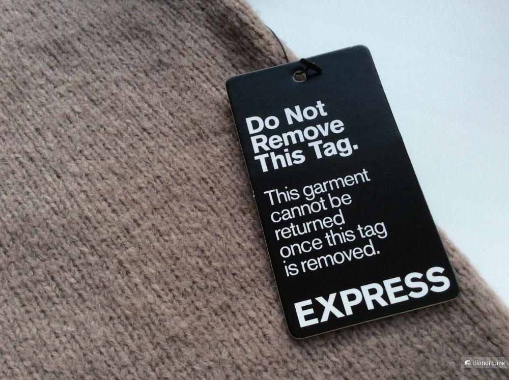 Свитер - платье Express, размер XS