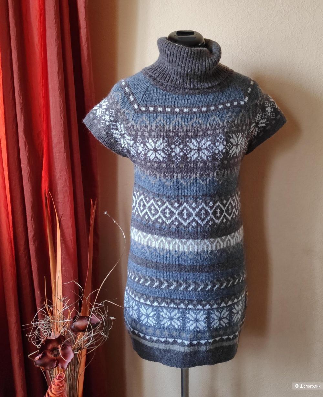 Платье-свитер no name. Размер 40-42-44 рус.