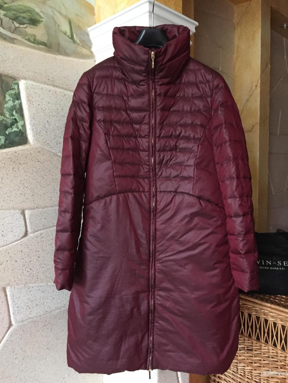 Пальто пуховик Twin-Set Simona Barbieri, M