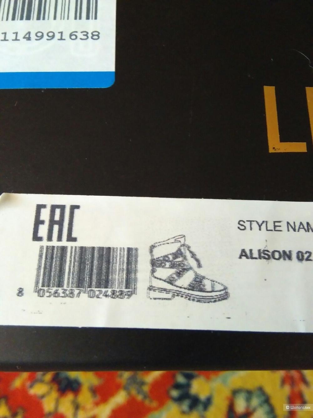 Высокие кроссовки LIU •JO размер 39
