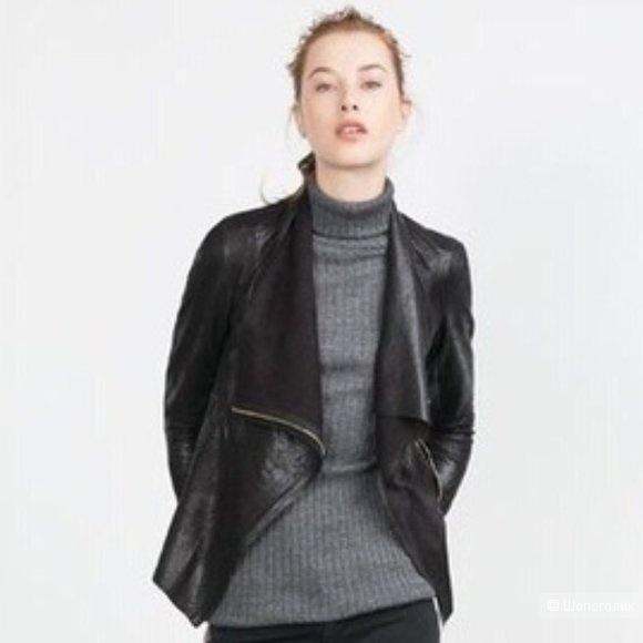 Куртка - косуха Zara размер M