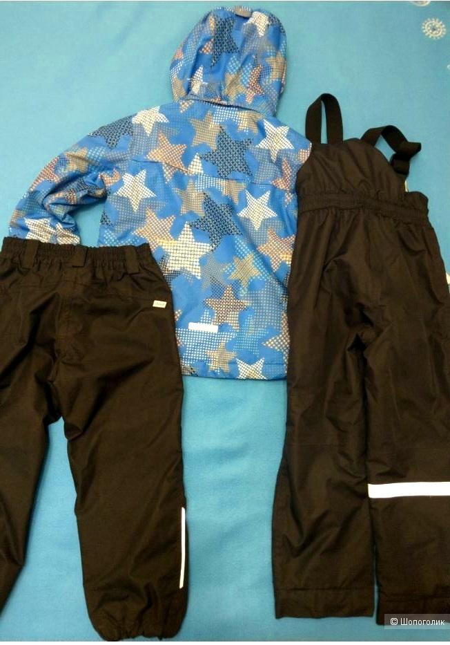 Комплект IcePeak на весну, + сменные брюки Lassie + Шлем Bezzy