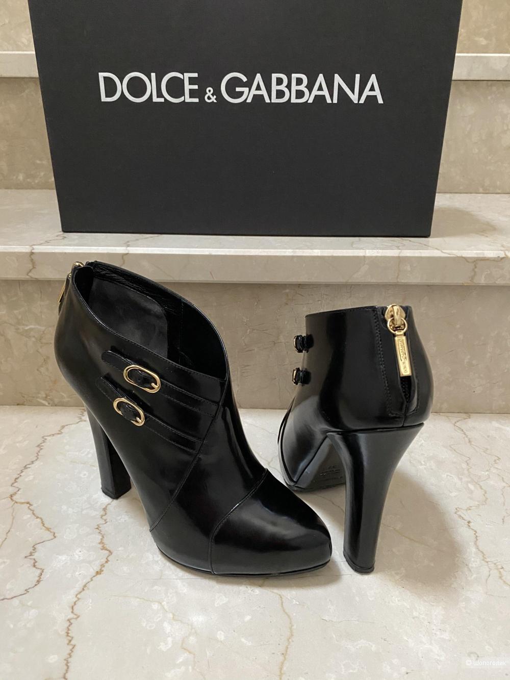 Ботильоны Dolce & Gabbana 37,5 - 37