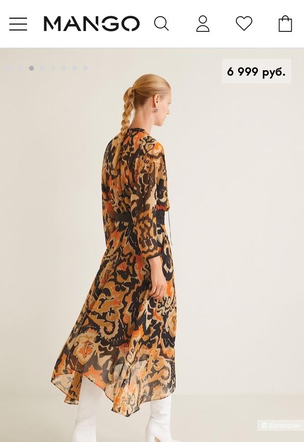 Платье Mango S