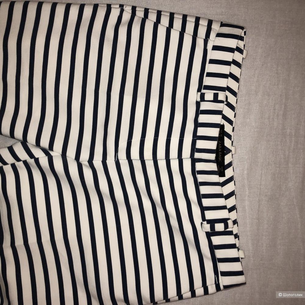 Брюки женские Zara, размер 34