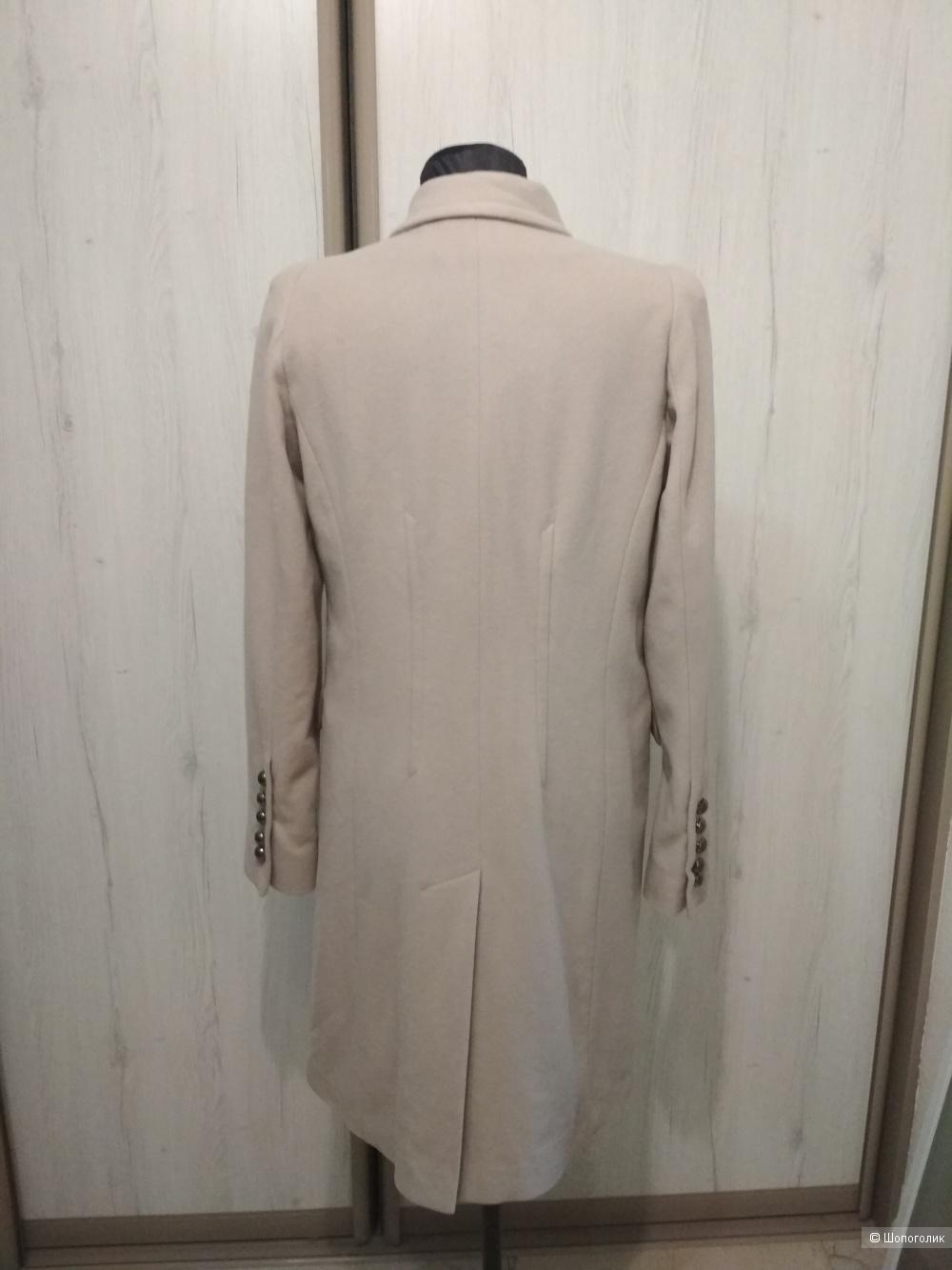 Шерстяное пальто Wega, Италия. р. 46.