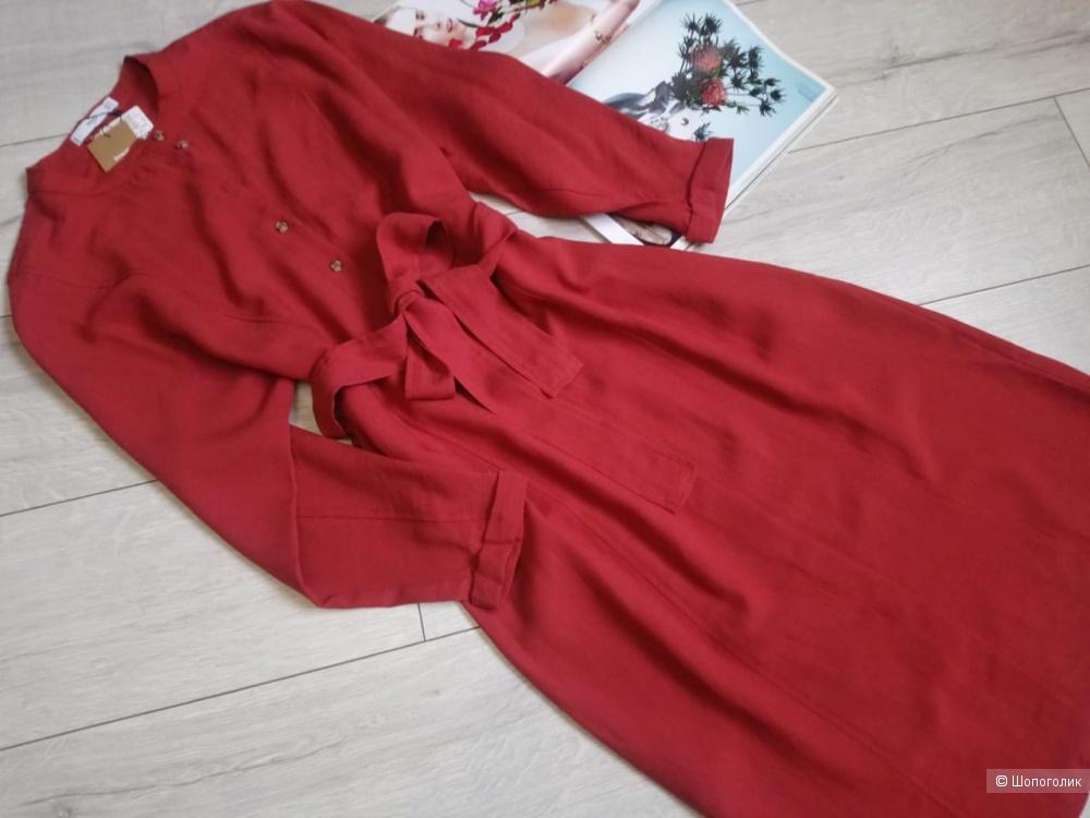 Платье из лиоцелла mango, размер М