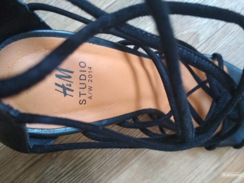 Туфли H&M размер 38