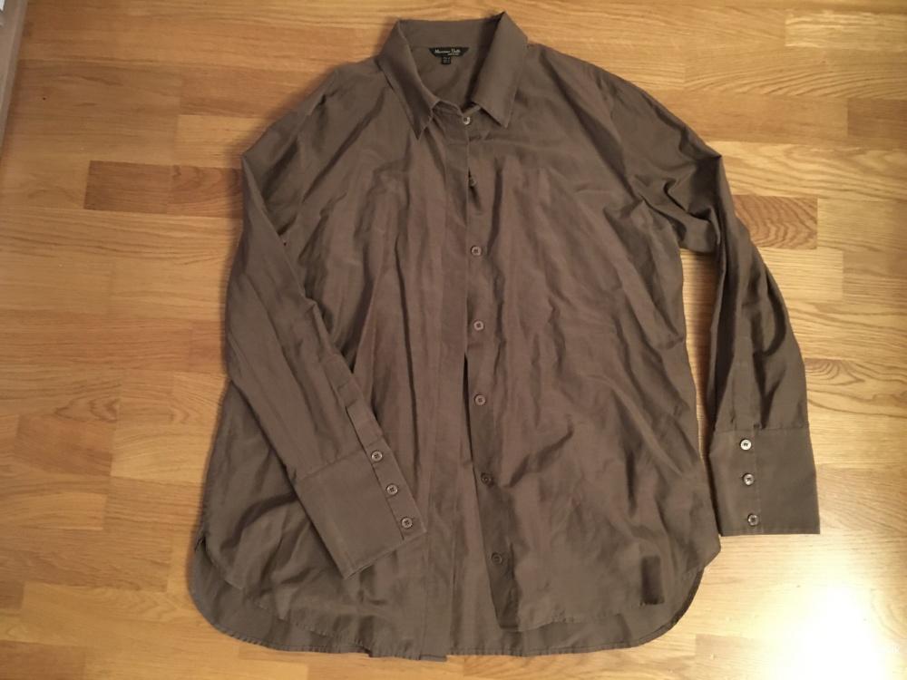 Рубашка Massimo dutti, xs-s