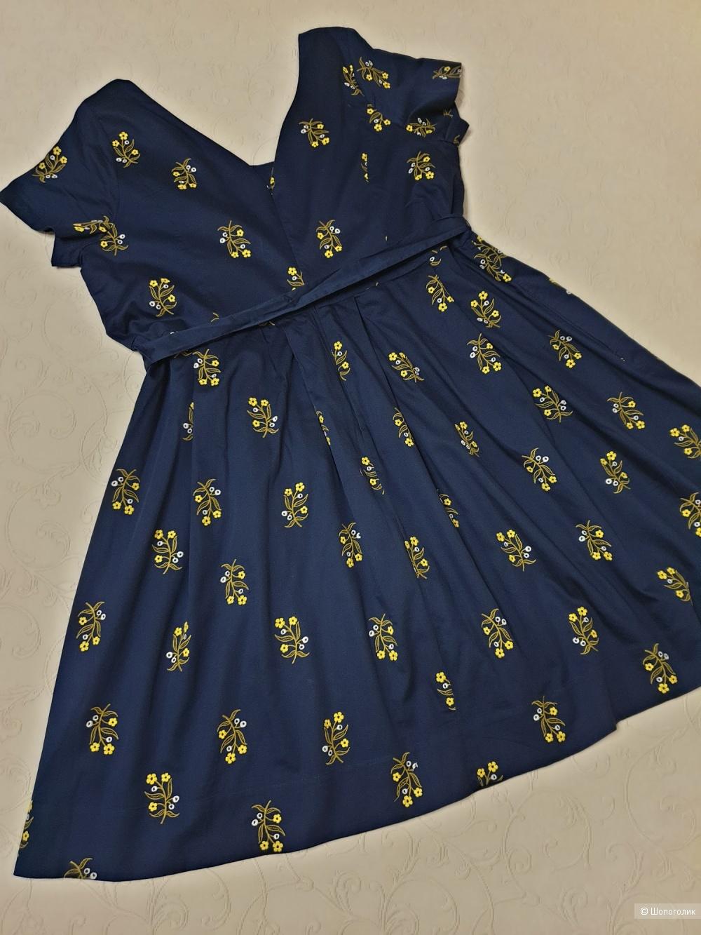 Платье LandsEnd р. 22W (на 58 рос.)