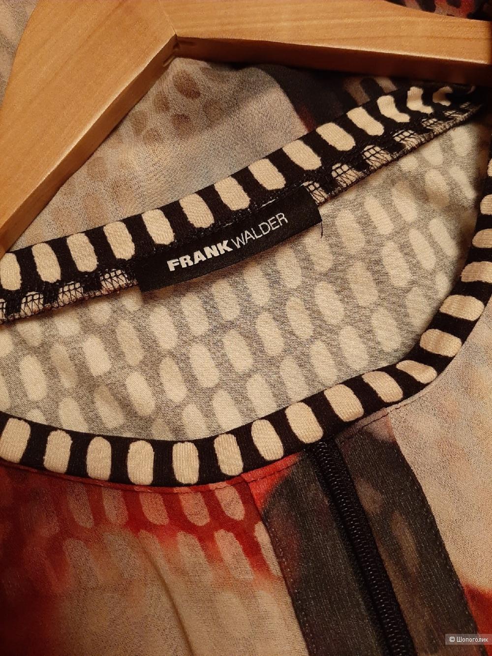 Блузка Frank Walder размер 46/48