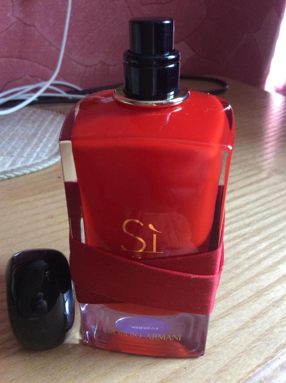 Sì Passione Red Maestro, Giorgio Armani парфюмерная вода 100 мл