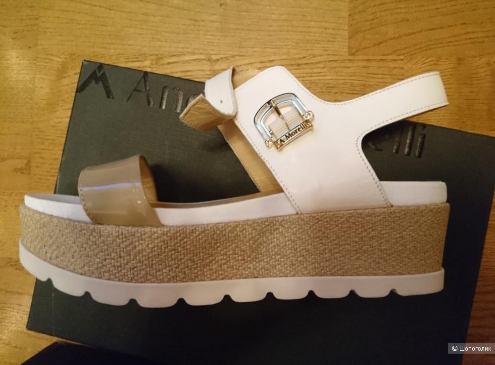 Босоножки ( сандалии ) Andrea Morelli, 41 размер