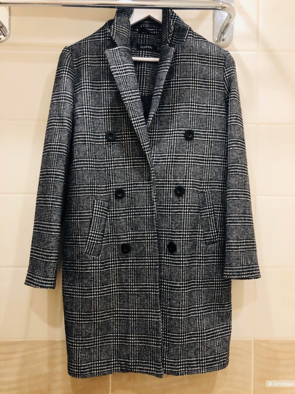 Пальто Boohoo.Размер 40-44.