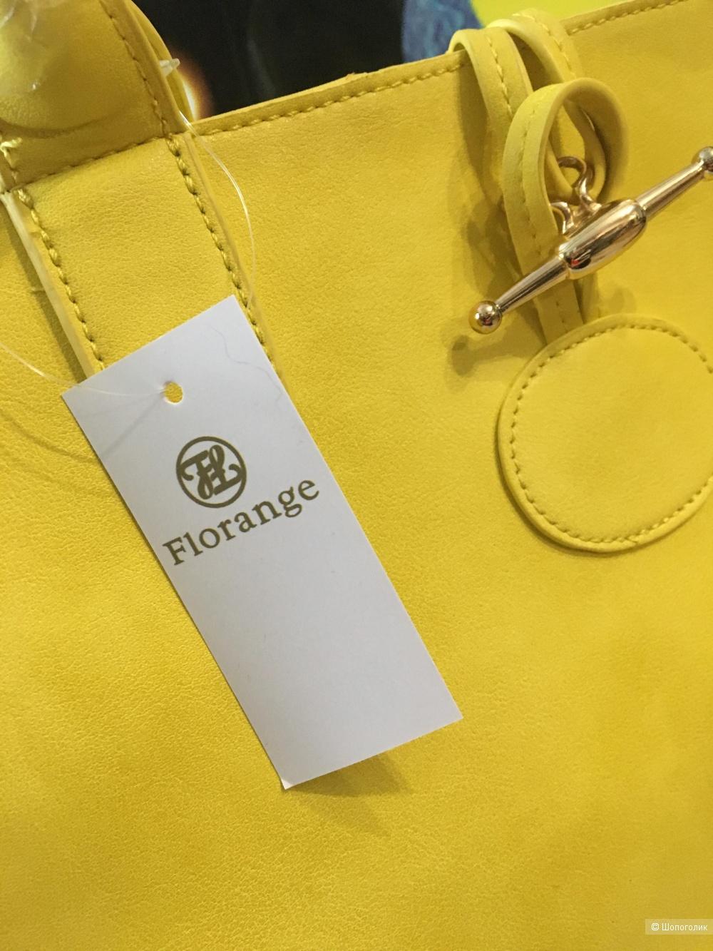 Дуэт сумка и босоножки Florange, размер 39