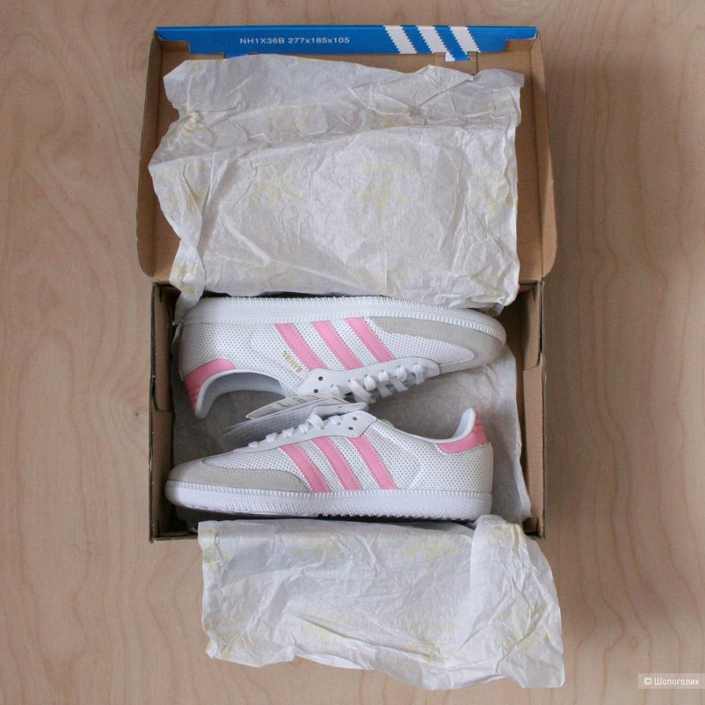 Кроссовки Adidas Samba OG размер 36 2/3, 23,8 см