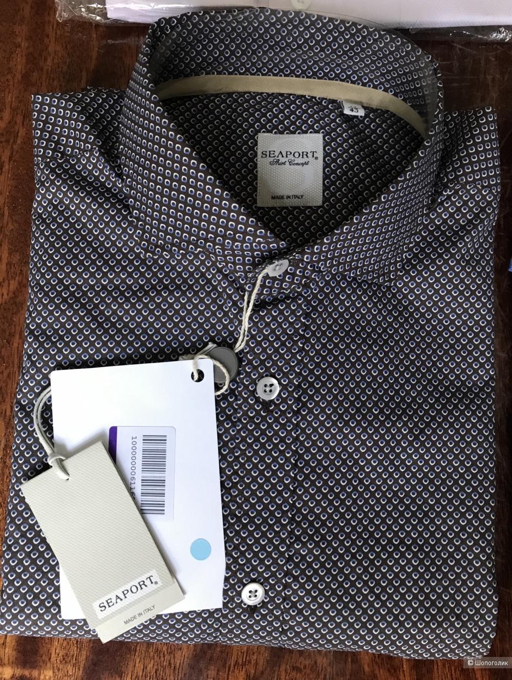 Рубашка Seaport, размер 43