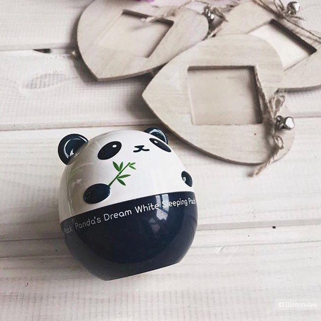 Ночная осветляющая маска для лица Tony Moly Panda's Dream White Sleeping Pack