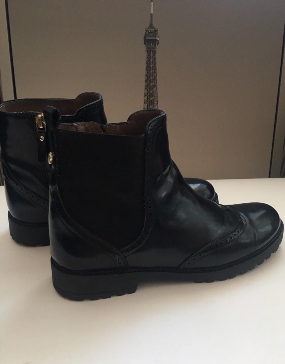 Ботинки Massimo Dutti, 38-39 размеры