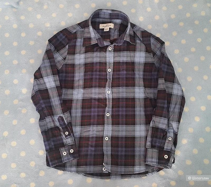 Рубашка Massimo Dutti 7-8 лет