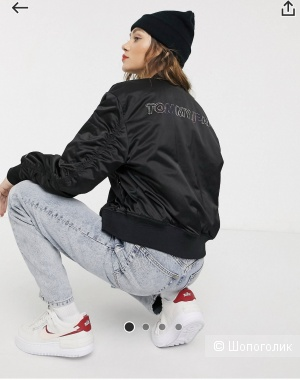 Бомбер TOMMY JEANS, размер м