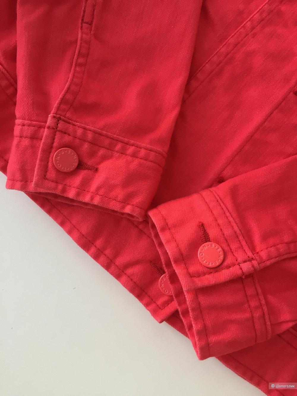 Куртка джинсовая Banetton, детский XXL/160/76 (11-12 лет)