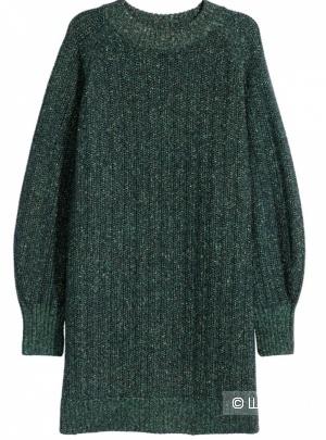 Платье-свитер H&M р.L (на 46-48-50-52)
