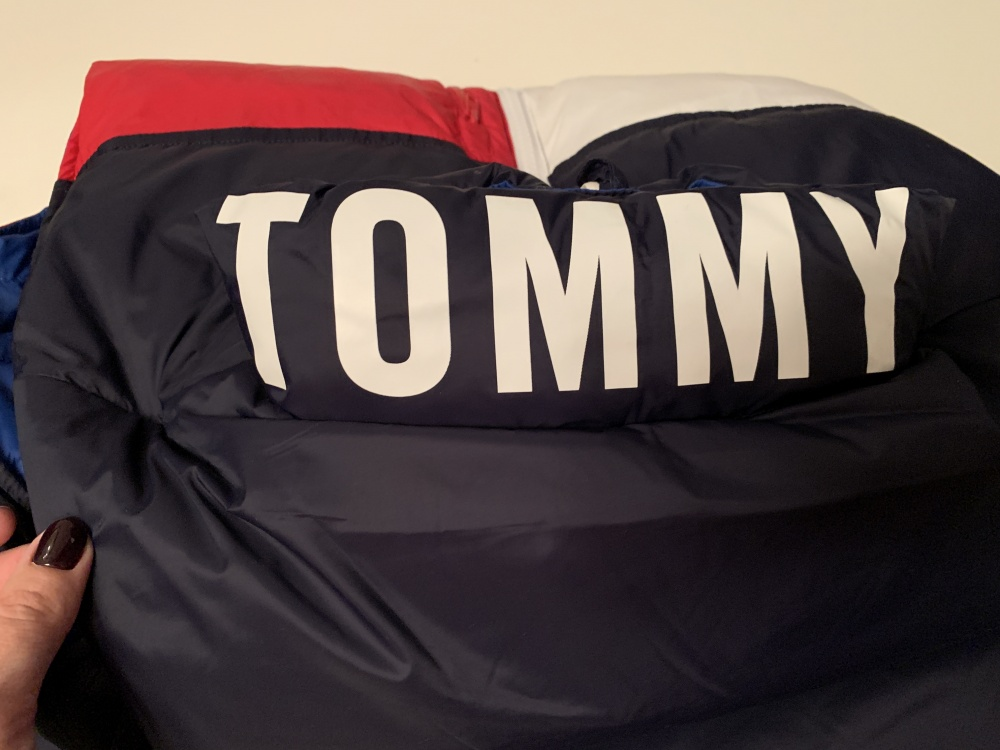 Жилет Tommy Hilfiger размер M
