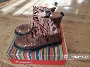 Ботинки для девочек Romagnoli, 32 размер