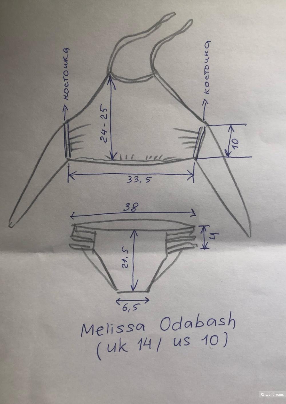 Купальник Melissa Odabash, uk 14 ( на 44-46 рус.)