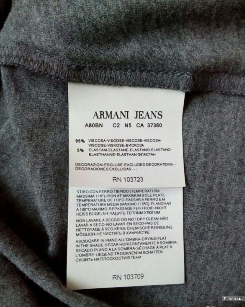 Armani  jeans, туника, L