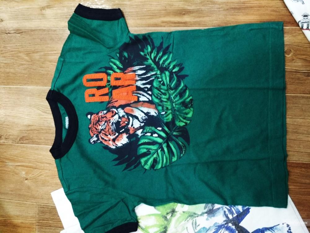 Сет футболок gymboree размер 4/5 лет