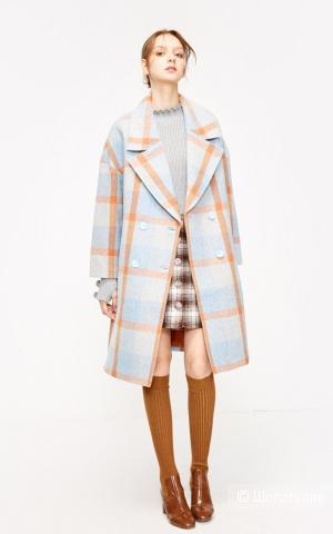 """Женское двубортное пальто """"Vero Moda"""". Размер М."""