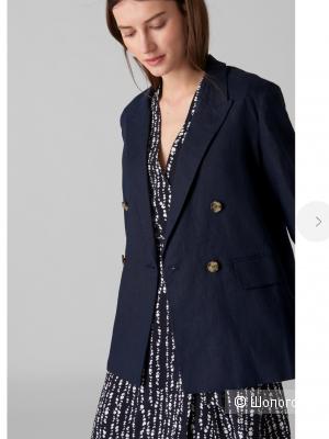 Льняной пиджак Whistles, М, 44—46 российский размер