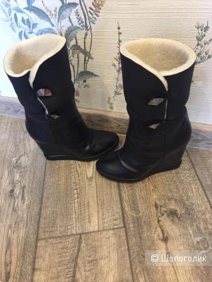 Зимние ботинки Nando Muzi , 38 размер