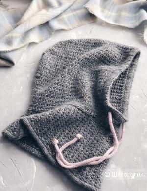 Капор -капюшон размер Koalla.knits 54-58