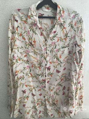 Блузка-рубашка Promod 46 размер