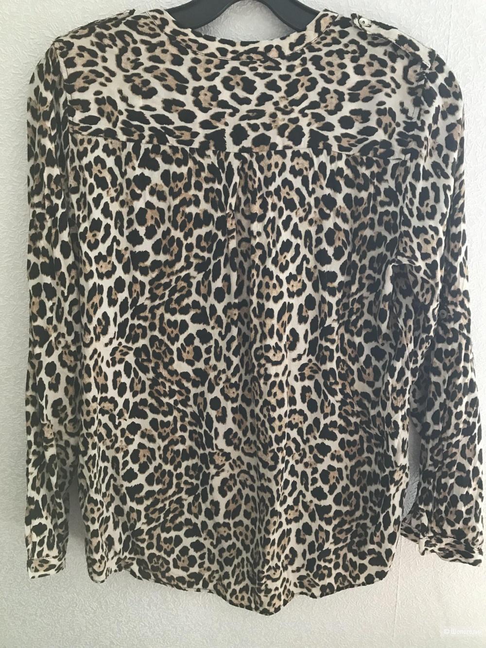 Блузка-рубашка Zara 44 р