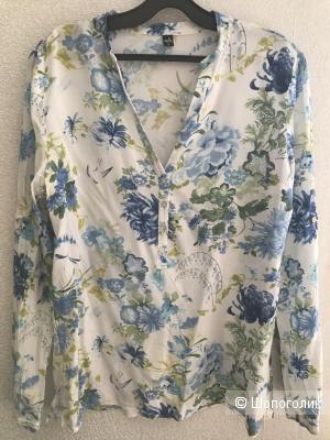 Блузка-рубашка Zolla 44 размер