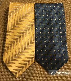 Сет из 2-х галстуков Kanzler и Gold Jazz One size