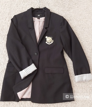 Пиджак  H & M, размер    M - L