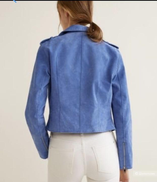 Замшевая куртка Mango размер M