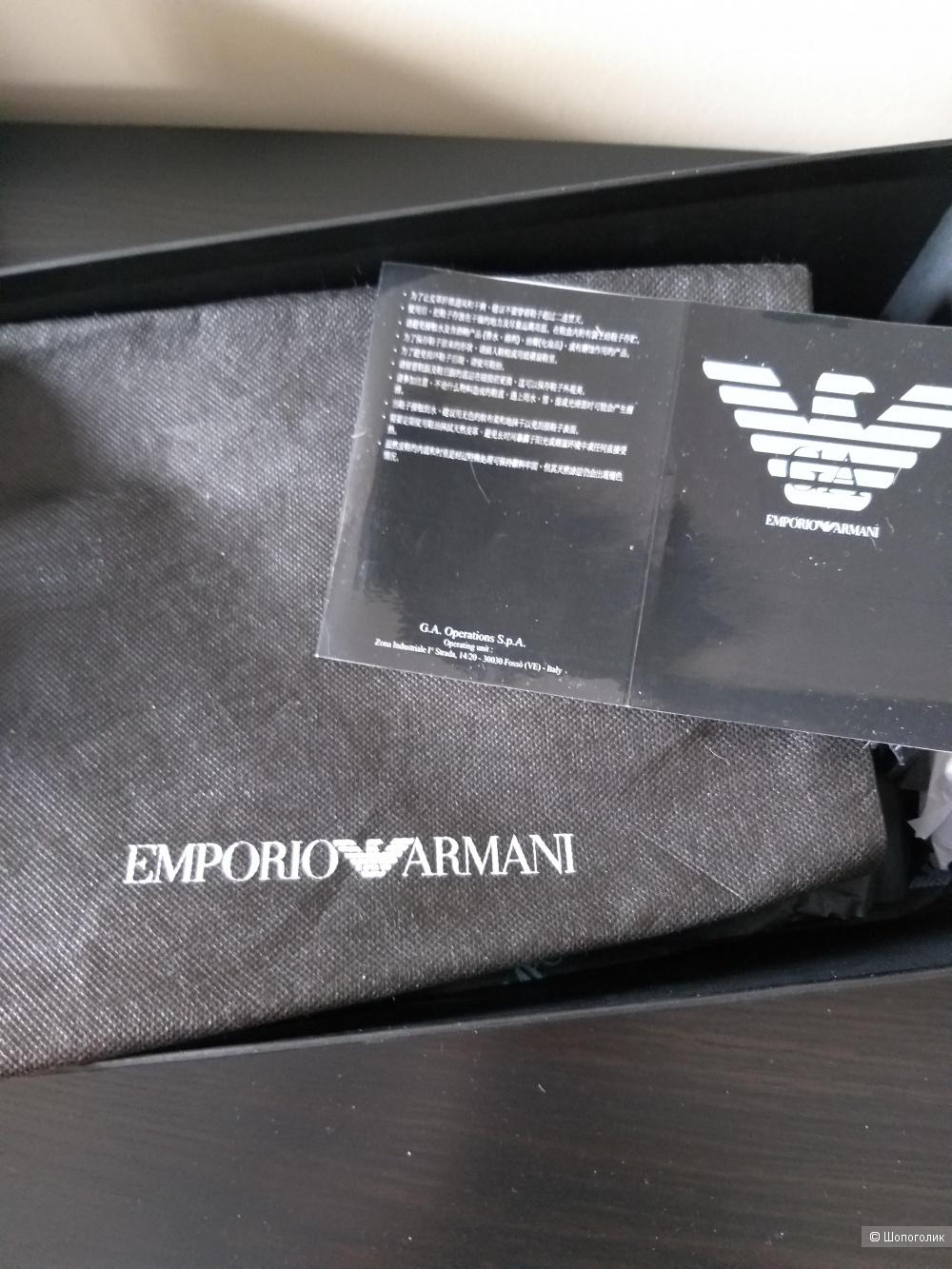 Броги Emporio Armani, 40