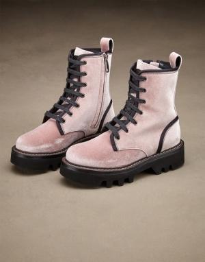 Бархатные ботинки Brunello Cucinelli 40 размер