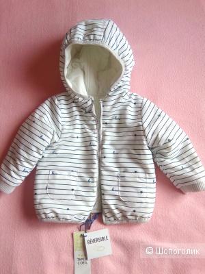 Демисезонная куртка Tape a Loeil  на девочку с 1,5-2 лет