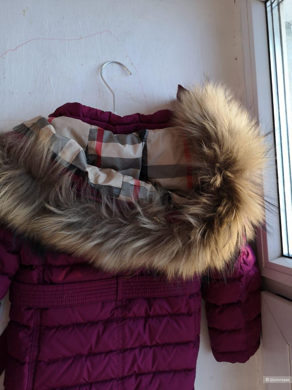 Куртка Burberry 4